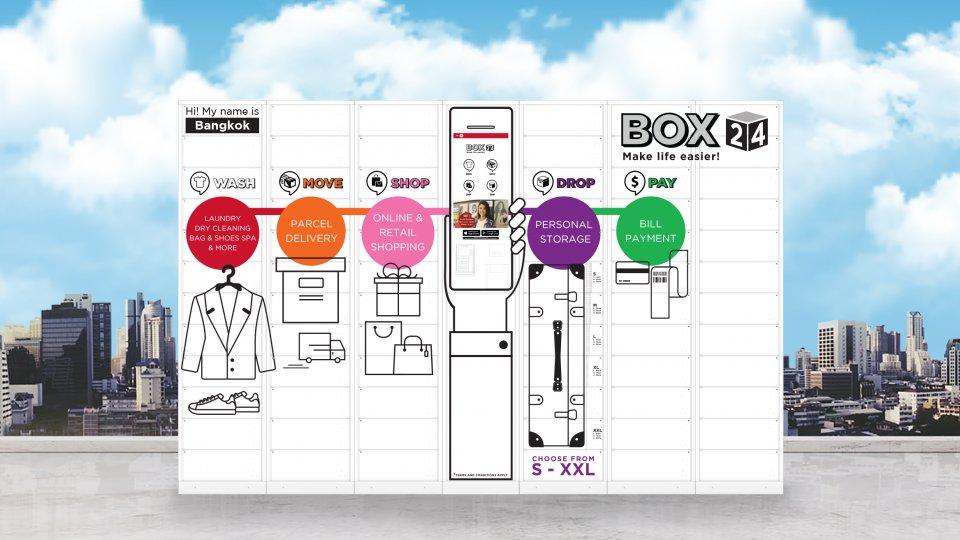 Box24 : Smart Locker